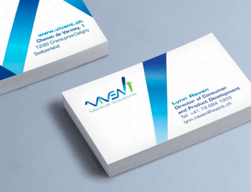 Vivent business card