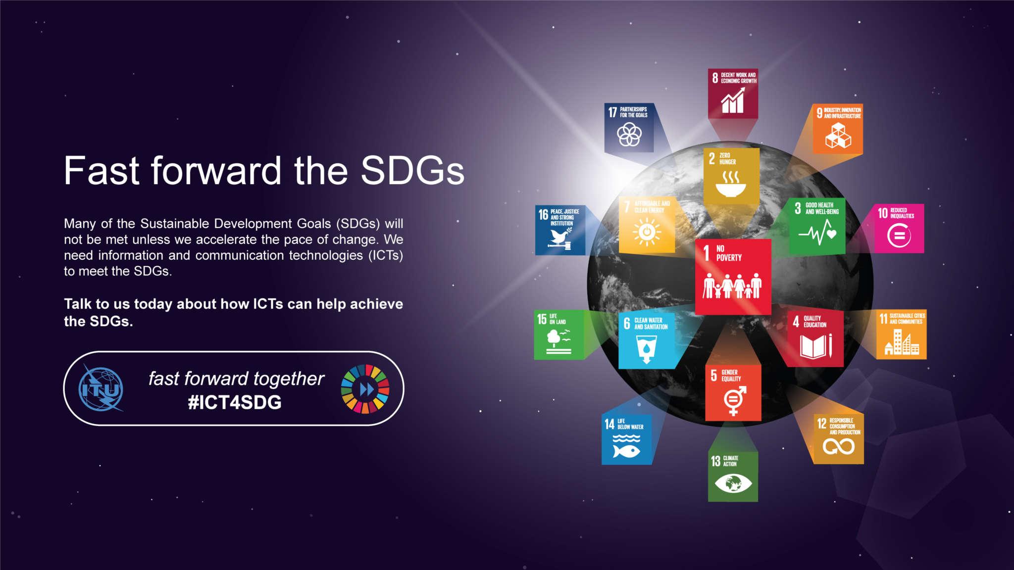 ICTs & SDGs – Intro