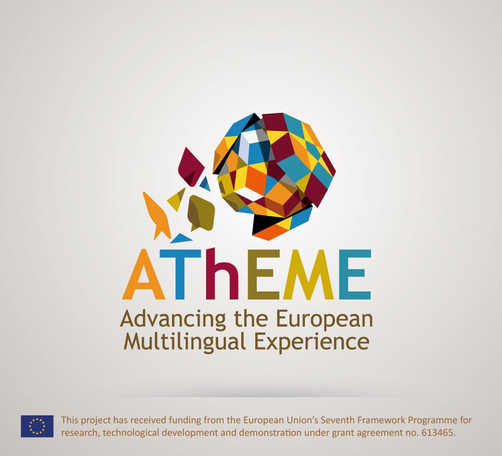 AThEME logo