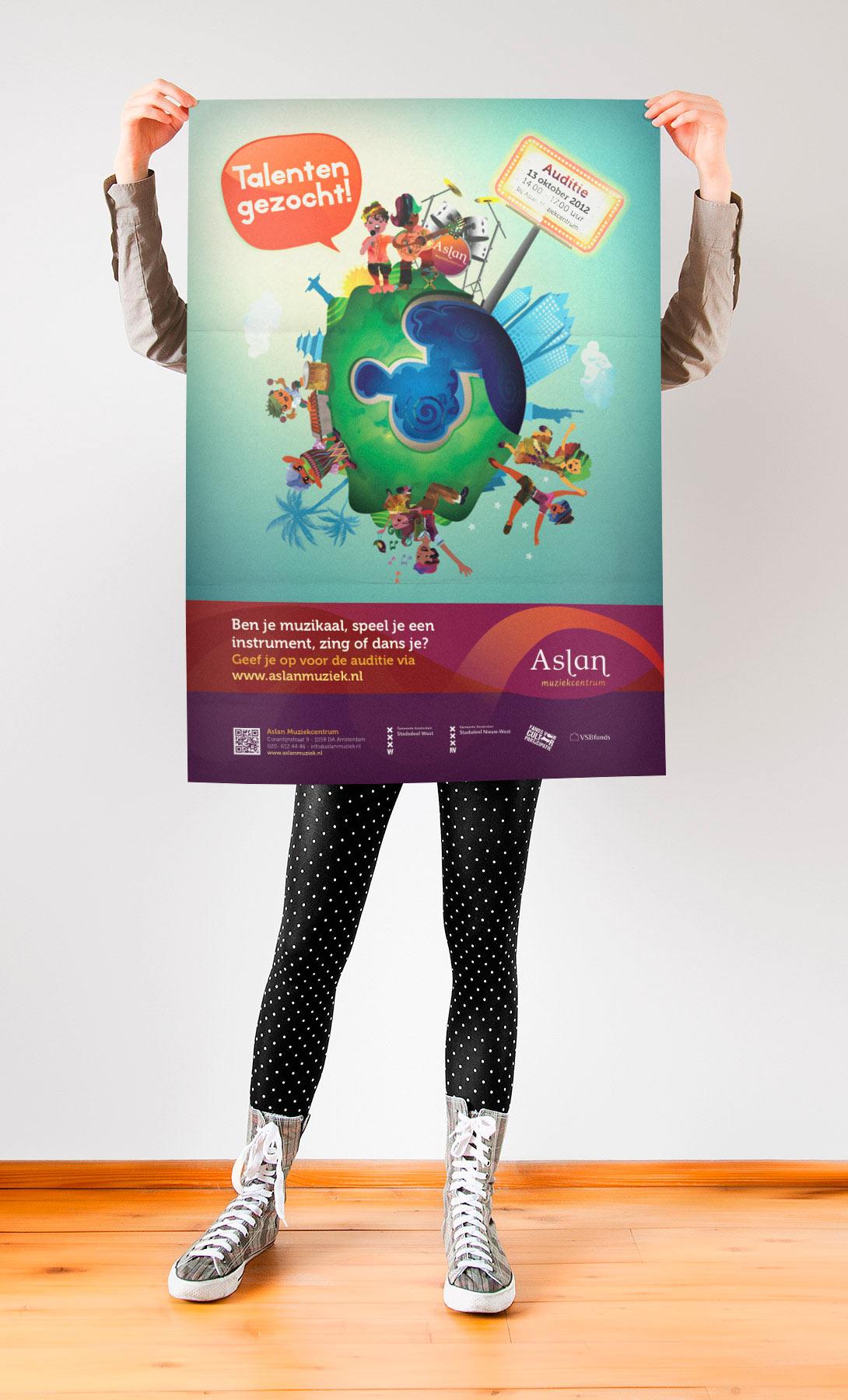Aslan Poster