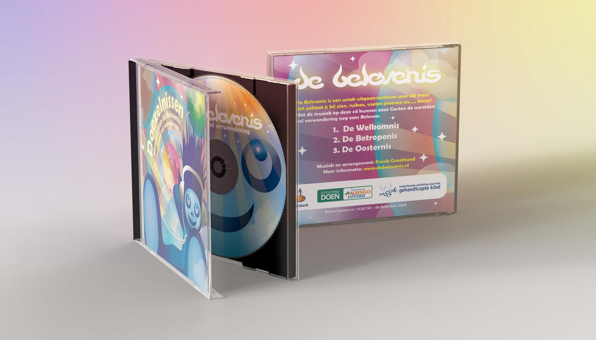 De Belevenis cd